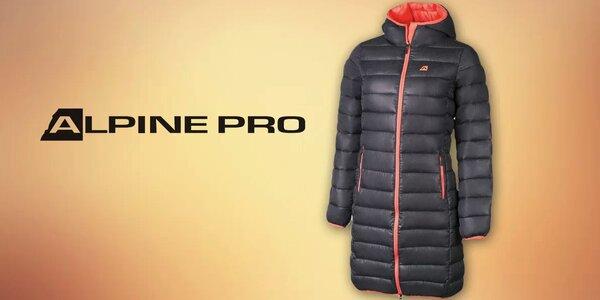 Pripravte sa na zimu: dámska zimná prešívana bunda Alpine Pro