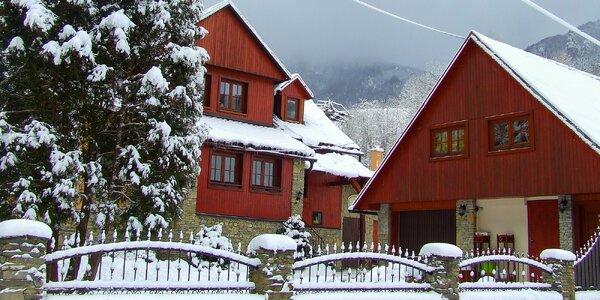 Zázrivá! To pravé miesto pre rodinnú pohodu v zimnej prírode!