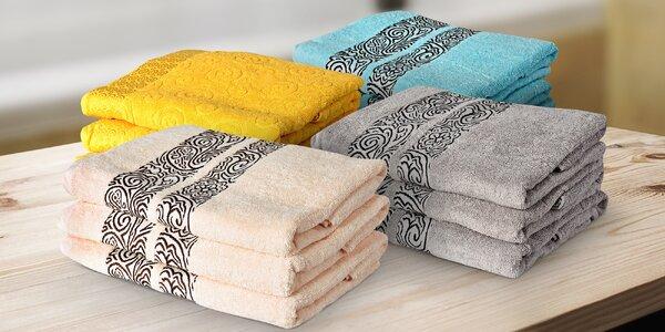 Kúsok Egypta vo vašej kúpeľni - luxusné osušky a uteráky z prvotriednej bavlny