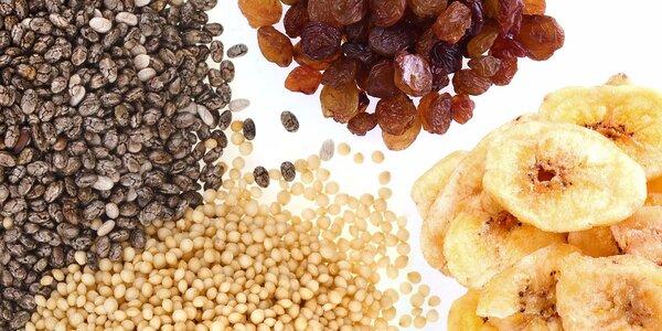 Quinoa - superpotravina budúcnosti a balíky plné zdravie