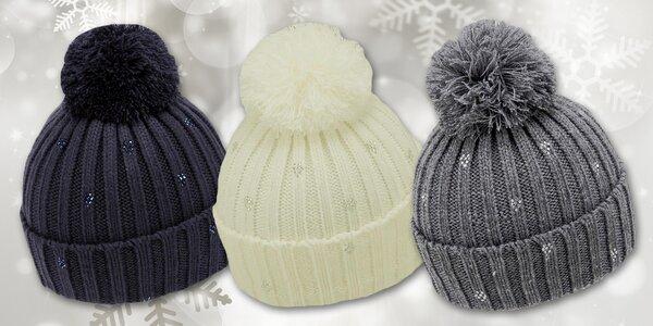 Elegantné dámske talianske čiapky Mess