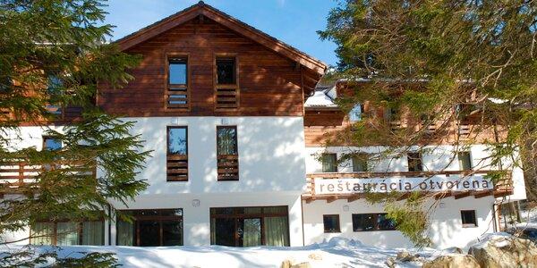 Lyžiarska dovolenka v novom penzióne Gápeľ priamo v top stredisku JASNÁ -…