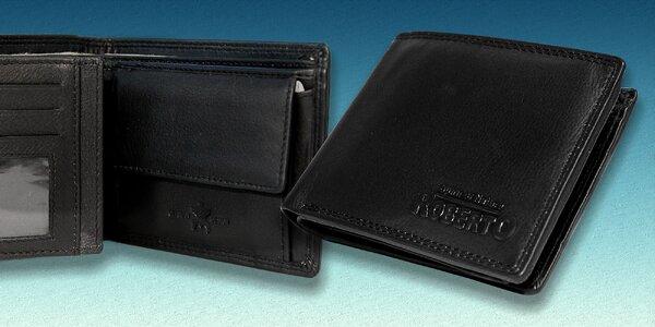Pánska peňaženka Roberto na šírku