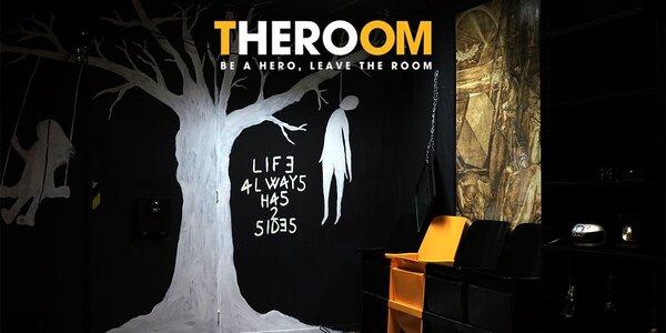 Najpredávanejšia escape game THE ROOM - na výber 3 miestnosti!