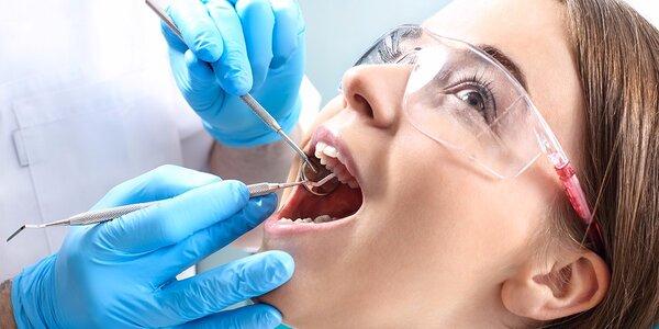 Dentálna hygiena, bielenie zubov či konzultácia o modernom ošetrení chrupu s…