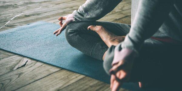 Vstup na lekciu jogy: na výber 4 lekcie