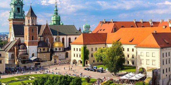 2 dni v predvianočnom Krakowe, Wadovice a nádhera soľnej bane