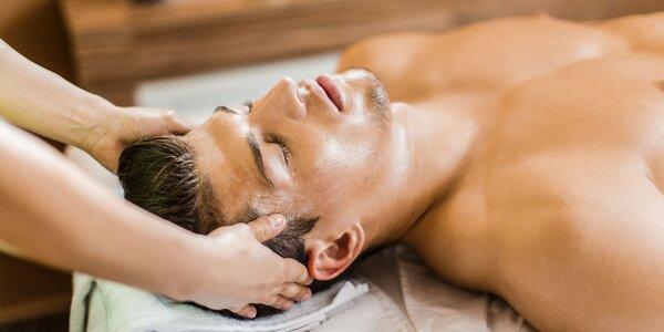 Pivná masáž alebo balíček thajských procedúr pre pánov