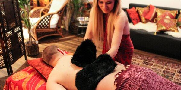 Workshop či kurz tantrickej masáže s certifikátom na záver