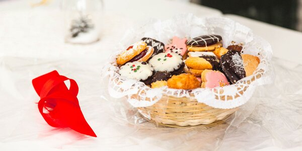Vianočné zákusky a koláčiky z Cukrárne u Babičky