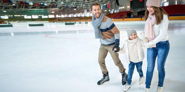 Poďte na ĽAD! Víkendové kurzy korčuľovania pre deti alebo dospelých