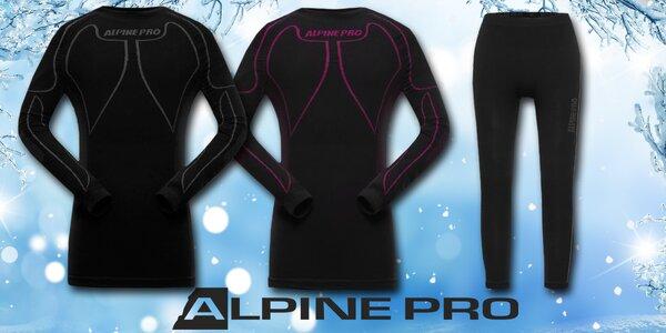 Detské termoprádlo Alpine Pro