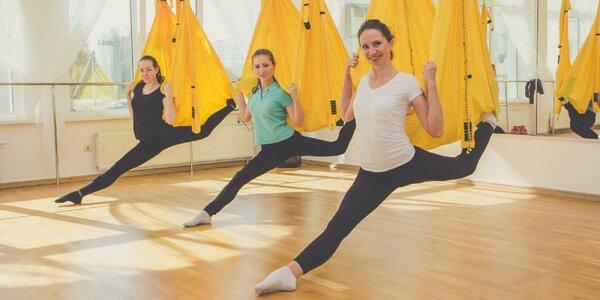 Efektívne chudnutie z veľkej nadváhy alebo Fly Yoga pre zdravý chrbát
