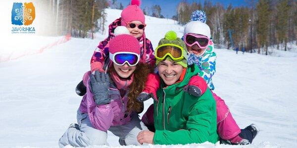 Celodenný skipas do lyžiarskeho strediska Čičmany
