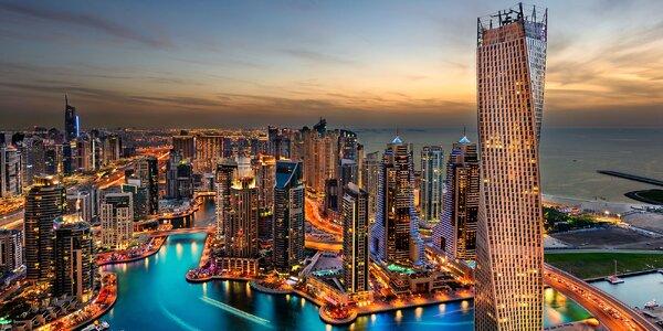 7-dňový poznávací zájazd do Dubaja plný zážitkov - aj pre seniorov!