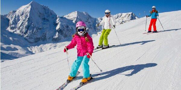 Zimná dovolenka neďaleko Západných Tatier - Roháčov. Deti do 12 r. zdarma!
