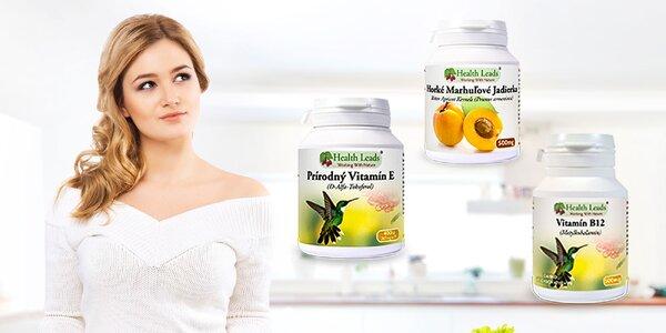 Nepodľahnite vírusom - sety plné vitamínov
