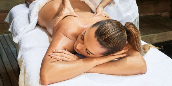 Klasická masáž vybranej časti tela alebo zvýhodnená permanentka