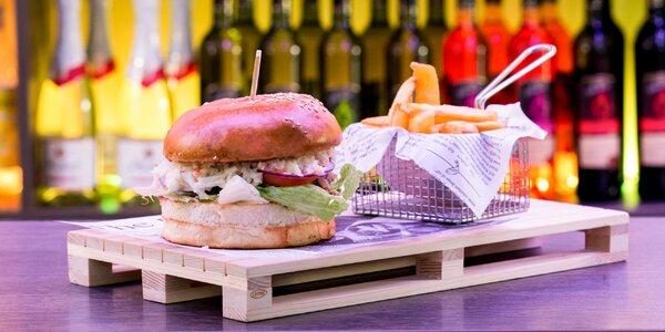 Obľúbený írsky burger je späť! Aj s hranolčekmi