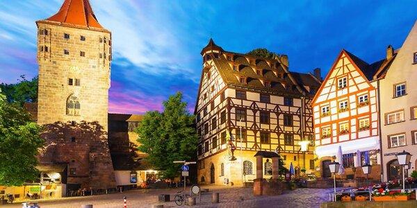 Klenoty Bavorska, veľkonočný poznávací zájazd