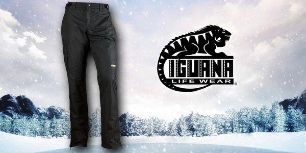 Pánske zimné lyžiarske nohavice Iguana