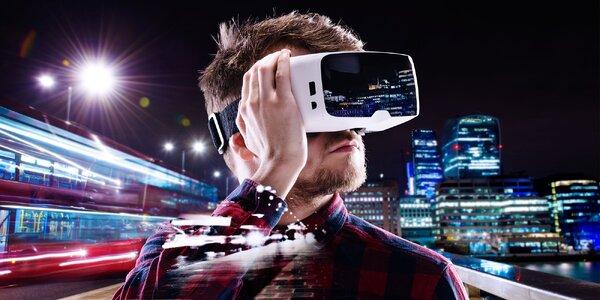 Preneste sa virtuálnou realitou priamo do hry! Zažite zábavu mimo hraníc…