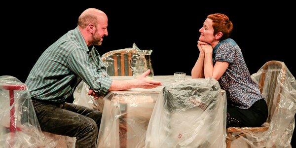Divadelné predstavenia v divadle SkRAT: Projekt Onegin, TAbu Ťapákovci alebo…