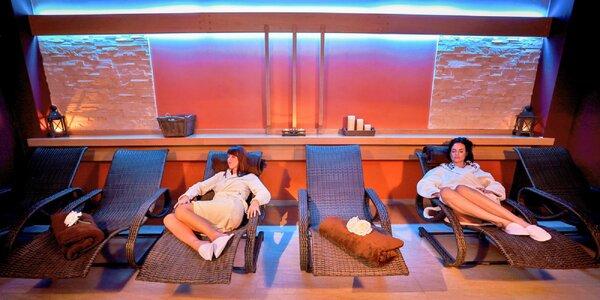 Relax v Tábore pre 2 s neobmedzeným wellness