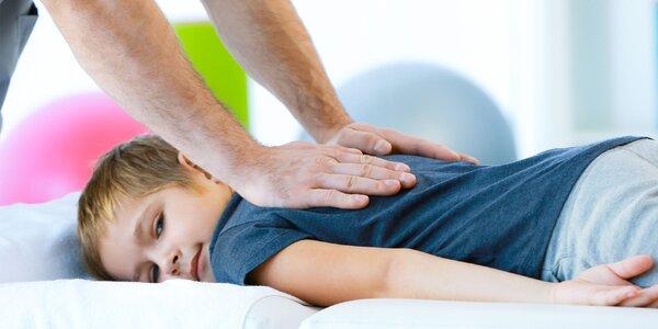 NOVINKA! Klasická alebo reflexná masáž pre deti i dospelých
