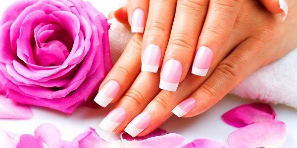 Gelové nechty, gel lak, klasická manikúra alebo japonská manikúra