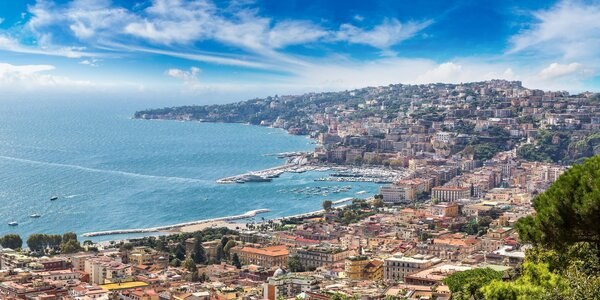 5-dňový poznávací zájazd do krásnej talianskej Kampánie