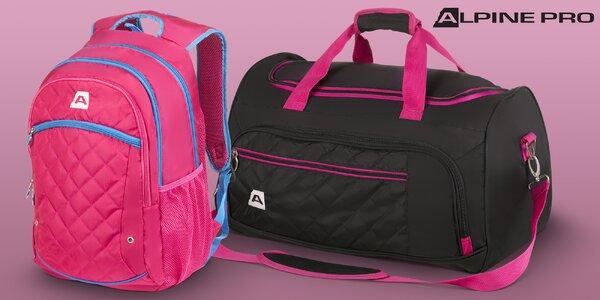 Batohy a športové tašky Alpine Pro