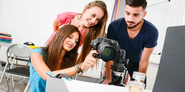 Fotografické workshopy