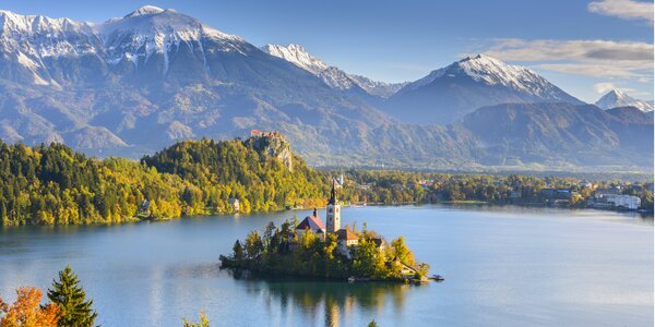 4-dňový poznávací zájazd do krásneho Slovinska-