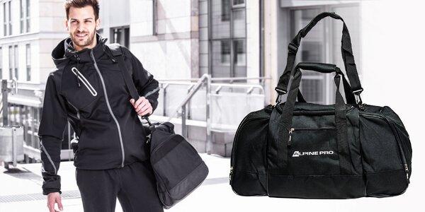 Rozmerná športová taška Alpine Pro