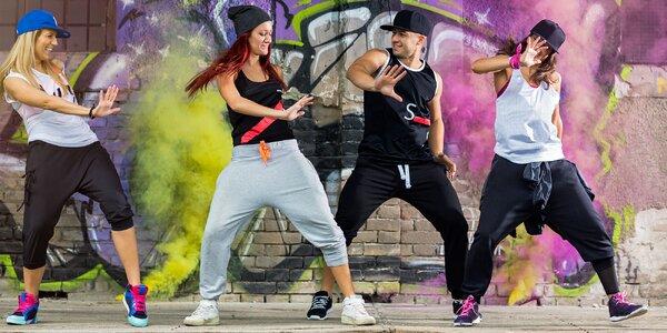 Mesačné kurzy hip-hopu pre deti a dospelých