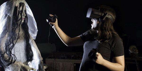 Virtuálna realita vo FunZone