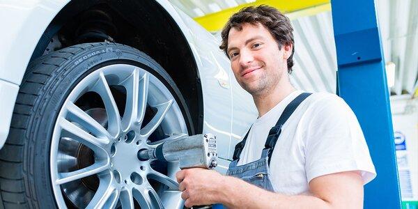 Sezónne prezúvanie pneumatík