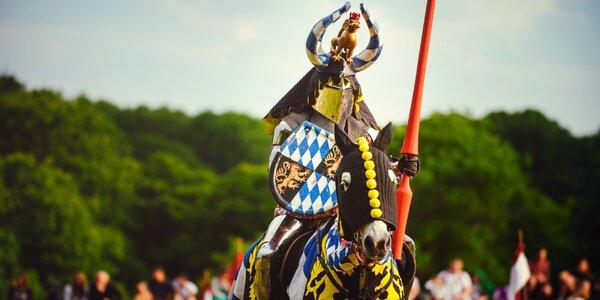Užite si dva dni v stredoveku v Holíči