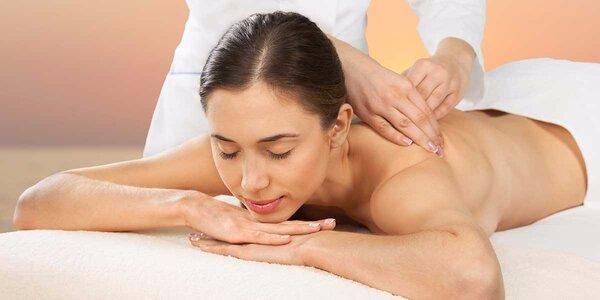 Masáž i manuálna lymfodrenáž proti celulitíde