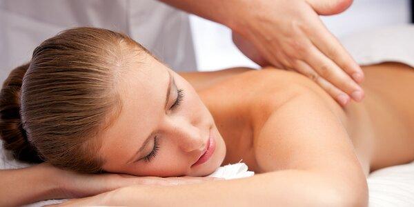 Rôzne balíčky masáží špeciálne pre Zľavomat