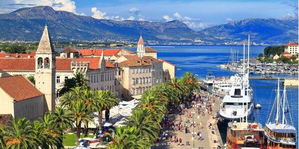 Najkrajšie mestá a národné parky Chorvátska