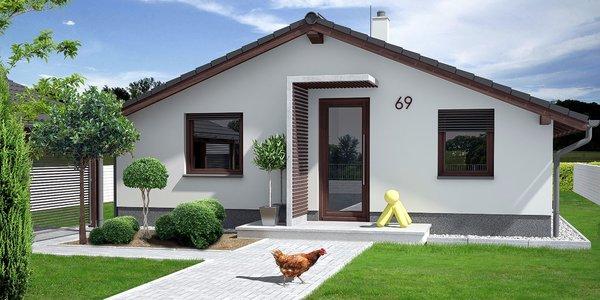 Rodinný dom na kľúč Stilo Start Home