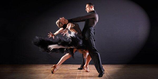 Kurz latinskoamerických tancov pre dvojice