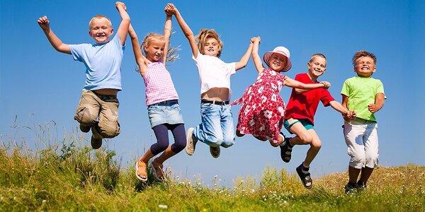 Tri vzrušujúce letné tábory pre deti