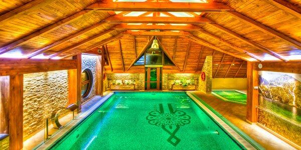 Luxusný wellness pobyt v poľskom hoteli Toporów