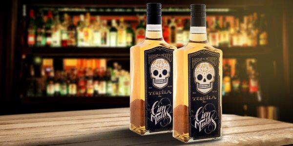 Originálna zlatá Tequila