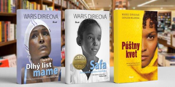 Uchvatné knihy od Waries Dirieovej