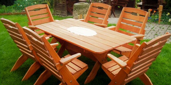 Záhradný set nábytku Bon Jardin