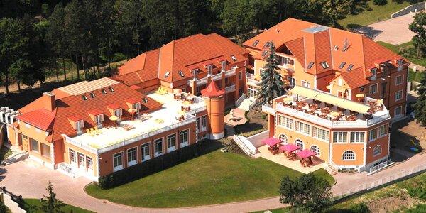 Rodinný pobyt v Esztergome s polpenziou a wellness